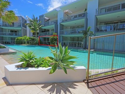 Photo for Deluxe Swim up apartment in the Drift Apartments North Complex in Casuarina