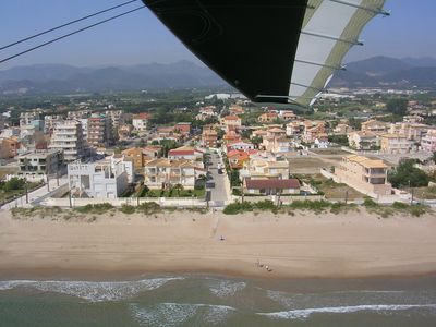 Photo for Sea Front Apartment at Oliva Beach. Free Wi-Fi Internet.