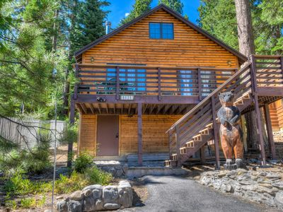 Photo for Charming Tahoe Cabin Just Blocks From the Lake!