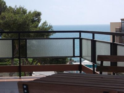 Photo for Apartment-Family-Ensuite with Shower-Sea View-Familidays 026 Ondine