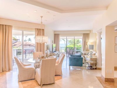Photo for ASK FOR DISCOUTNS - Opulent 2 Bedroom Fisher Island Ocean View Villa; Luxury Amenities included