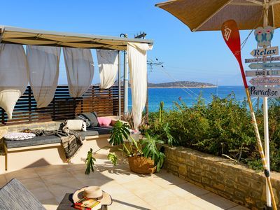 Photo for Three Bedroom Apartment With A Nice Veranda And A Beautiful Sea View