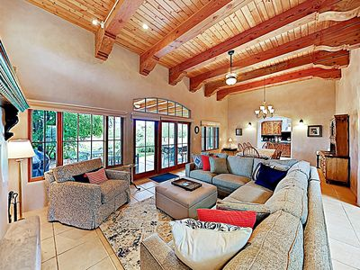 Photo for New Listing! 3,000 Square Foot All-Suite Stunner w/ Mountain Views