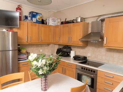 Photo for APARTMENT THAT HAS DIRECT ACCESS TO THE CENTER OF ATHENS
