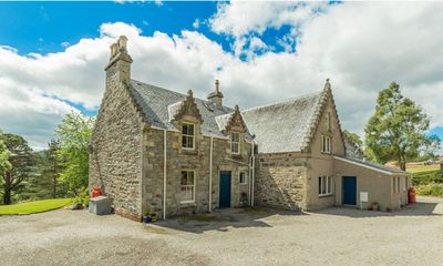 Photo for Charming Victorian Cottage, formerly the Schoolmaster's house in the Highlands.