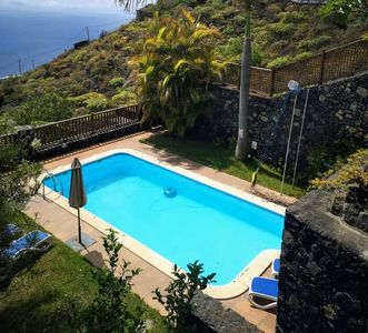 Photo for Tkasita La Reverica 1 with Pool and Asadero. La Palma, Canary Islands