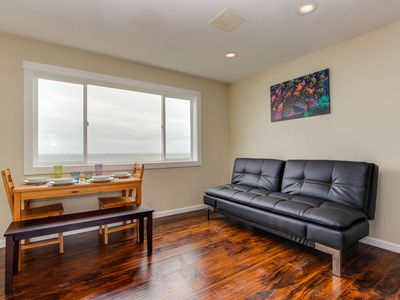 Photo for Dog-friendly condo with stunning ocean views & easy beach access!