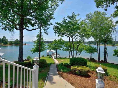 Photo for Beautiful Lake Views at Lake Keowee House
