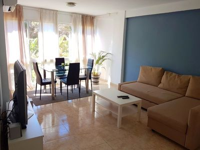 Photo for Two bedroom apartment in Carvajal, close to the Beach.