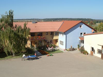 Photo for Apartment directly on a hands-on farm near Rothenburg ob der Tauber