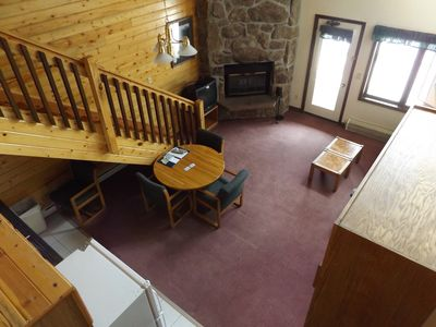 Photo for Recently Renovated Condo with Loft; Sleeps Eight; Near the Slopes and Near RMNP
