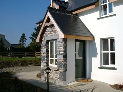 Photo for Superb cottage with stunning views over Kenmare Bay