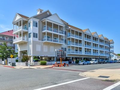 Photo for Spacious Condo Only a Block away from the Ocean and Boardwalk