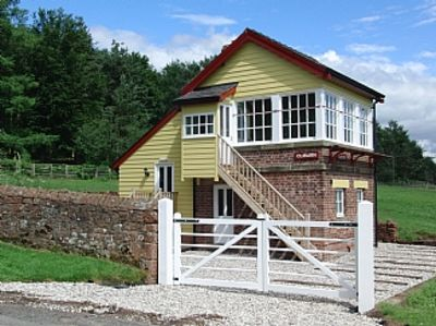 Photo for Renovated Railway Signal Box In A Tranquil Location & perfect for stargazing