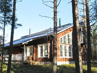Photo for Vacation home Atrin suvanto b in Kittilä - 8 persons, 3 bedrooms