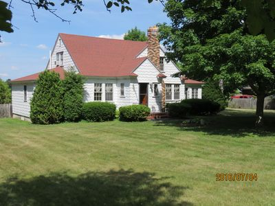 Photo for Family Relaxation in the Heart of Fryeburg, Maine! 3 Bdrm, 2.5 Bath Period Home