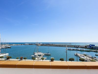 Photo for GATELL 3A Duplex with panoramic sea view