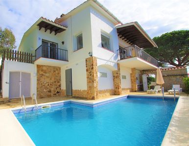 Photo for Vacances & Villas Lloret- VILLA LLORET 5 minutes from Canyelles beach
