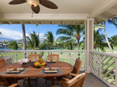 Photo for Waikoloa Fairway Villa K31 with Lake Views, and 2 bedrooms.