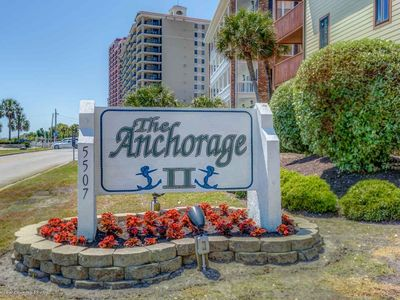 Photo for Nice, Peaceful, Convenient 2Bed/2Bath Anchorage II #101 Myrtle Beach, SC