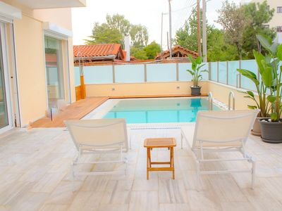 "Photo for Luxury Villa ""fantasia"" With Private Pool Jacuzzi"