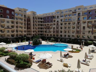 Photo for Well equipped apartment in Hurghada