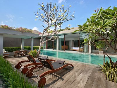 Photo for 1BR Charming Pool Villa Seminyak