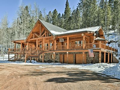 Large, Luxury 'Ski-In, Ski-Out' Home