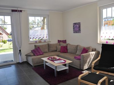 Photo for 3 rooms ground floor - holiday home Müritzperle - holiday home Müritzperle