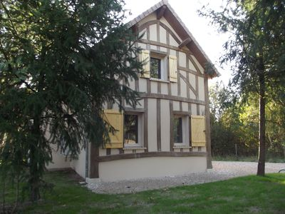 Photo for Charming cottage in Sologne 5 minutes from Chambord Park.