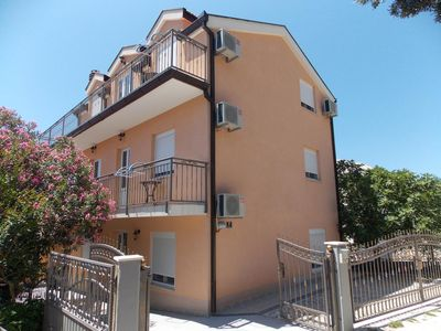 Photo for Studio appartment in Podaca (Makarska) capacity 0+2