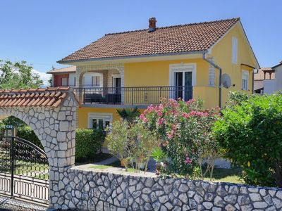 Photo for Spacious house apartment with terrace,300 m distant from the beach!