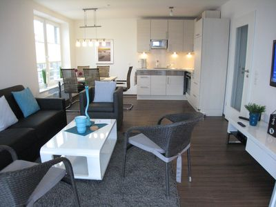 Photo for Comfortable apartment incl. Swimming pool / sauna, beach chair free