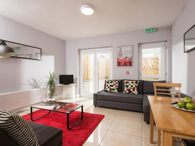 Photo for Giant Serviced Apartments - Superior Two bedroom apartment - FLAT 6