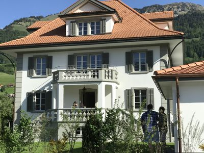 Photo for The B&B guest house on Lake Sarnen - new opening 1. April 2020