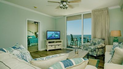 Photo for NEWLY RENOVATED ocean front with FREE BEACH SERVICE spring open!