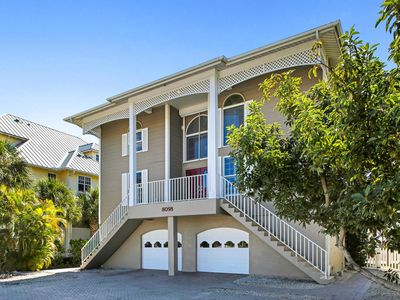 """Photo for """"ENDLESS SUMMER"""" Beautiful house with a wonderful Gulf and beachfront view."""