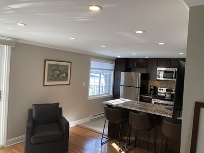 Luxury apartment vacation rental new york