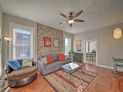 Photo for NEW-Spacious Tower Grove Apartment By Downtown STL