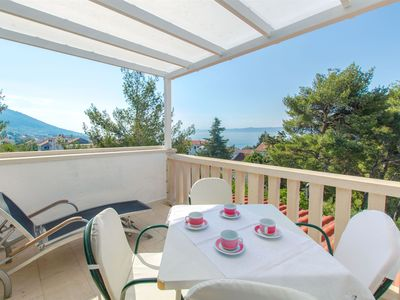 Photo for 1BR Apartment Vacation Rental in Bol - island Brac
