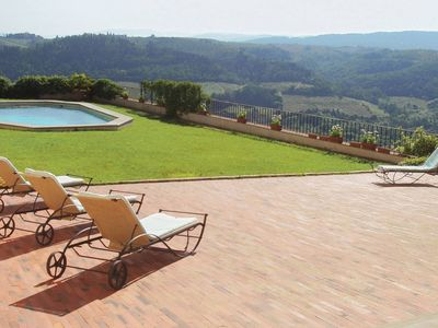 Photo for Tuscan Castello sleeps up to 20. Private pool.