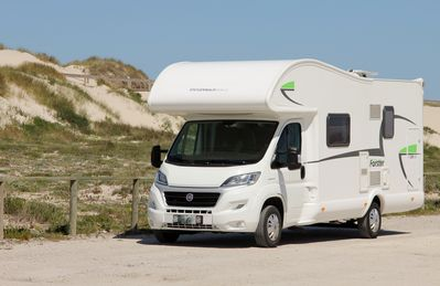 Photo for Our family caravan in Portugal