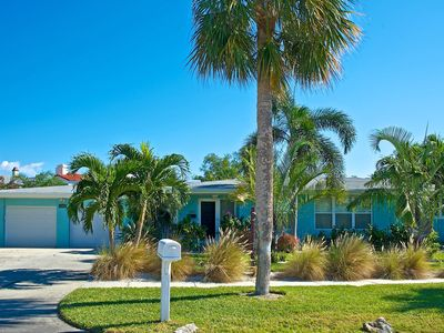 Photo for 'THE LILIES' - Executive Clearwater Beach Home in Carlouel; 3 minutes from beach