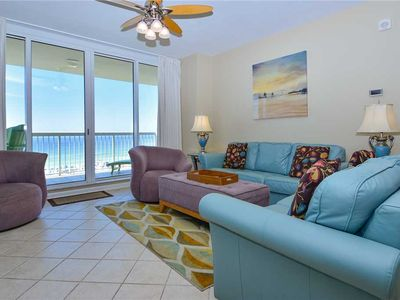 Photo for Beach Front Condo Centrally Located in Destin: Family Friendly! 2 KING BEDS!😎