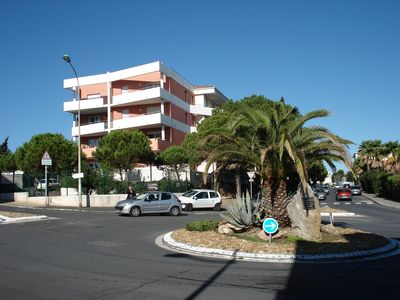 Photo for T2 comfortable, air conditioned, with swimming pool and beach center Mèze