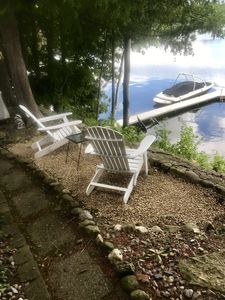 Photo for Redwood Lodge- A Beautiful getaway located on Kelly Lake!