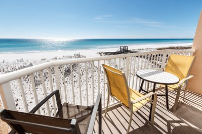 Lounge on your private patio! - Can you imagine a day in paradise?
