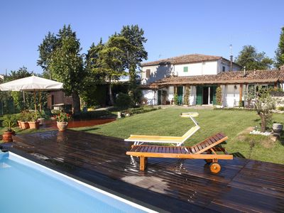 Photo for Villa S. Paolo with private panoramic pool, free parking, wifi, bbq,
