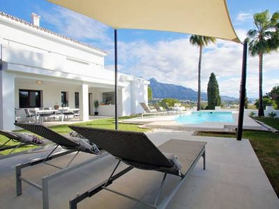 Photo for House in Marbella with Pool, Air conditioning, Parking, Terrace (675971)