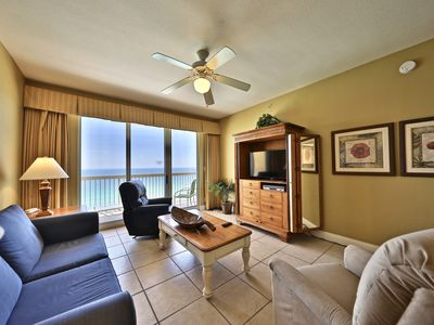 Photo for Calypso 3BR 2BA Pier Park Summer / Fall Deals 1 Set Free Beach Chairs Incl.